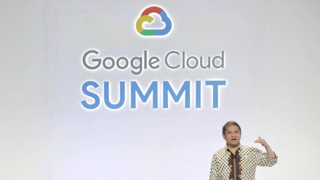 Kominfo: Mendukung Rencana Google Bangun Cloud Region